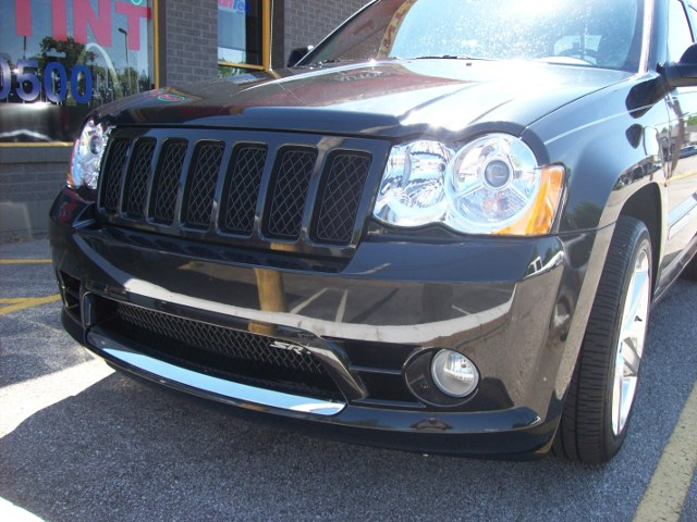 AUTOMOTIVE PAINT PROTECTION IN ST LOUIS BLACK JEEP