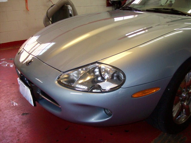 AUTOMOTIVE PAINT PROTECTION IN ST LOUIS GRAY CAR 2