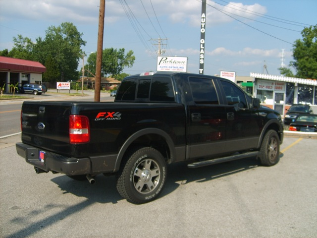 automotive window tinting in st louis black truck
