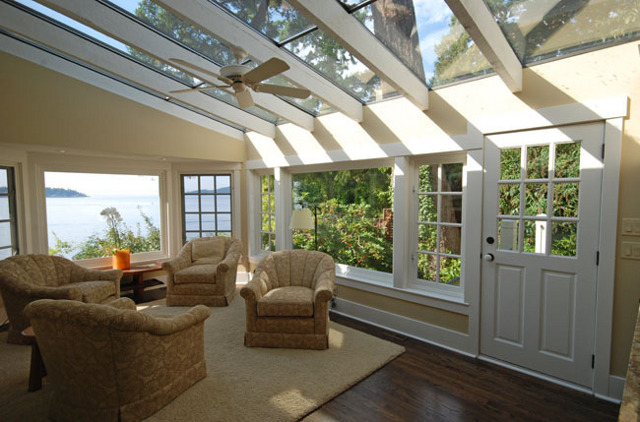 RESIDENTIAL WINDOW TINTING IN ST LOUIS SUN ROOM